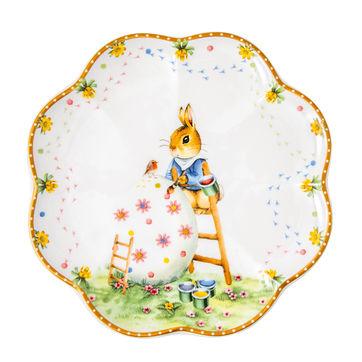 Villeroy & Boch - Annual Easter Edition 2021 - talerz - średnica: 22 cm