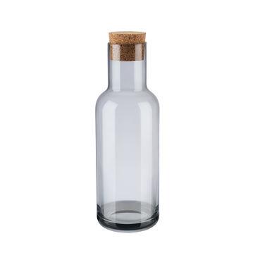 Blomus - Fuum - karafka z korkiem - pojemność: 1,0 l