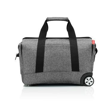 Reisenthel - allrounder trolley - torba na kółkach - wymiary: 49 x 41 x 30 cm