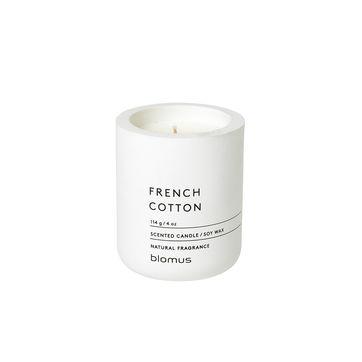 Blomus - French Cotton - świece zapachowe - świeże pranie