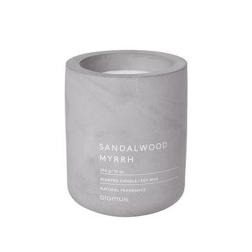 Blomus - Sandalwood Myrrh - świeca zapachowa - sandałowiec i mirra - czas palenia: do 55 godzin