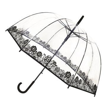 Smati - Koronka - parasol głęboki - średnica: 85 cm