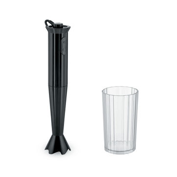 Alessi - Plissé - blender ręczny - wysokość: 34 cm