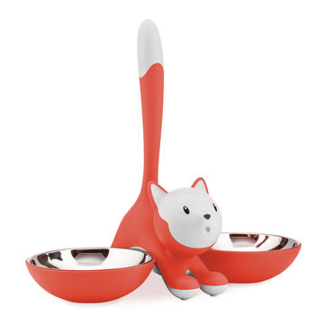A di Alessi - Tigrito - miseczka dla kota - pojemność: 0,55 l