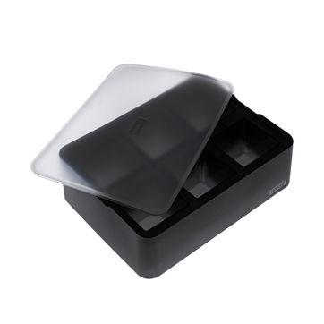 Lurch - Ice Former - silikonowa forma na lód - wymiary kostki: 5 x 5 cm