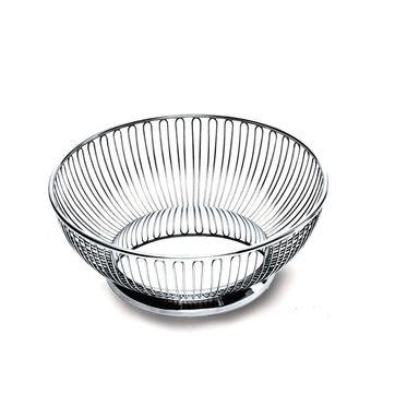 Alessi - koszyk okrągły - średnica: 15 cm