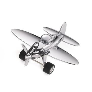 Troika - Stop-Over - magnetyczna podstawka na spinacze - wymiary: 11 x 12 x 5 cm