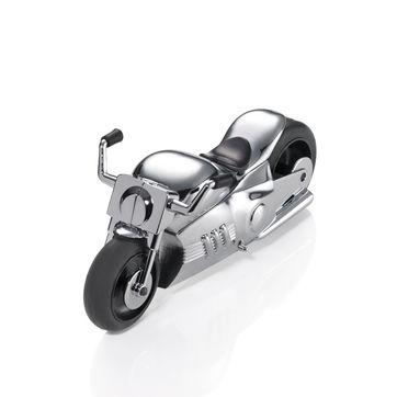 Troika - Easy Rider - magnetyczna podstawka na spinacze - wymiary: 12 x 5 x 5,5 cm