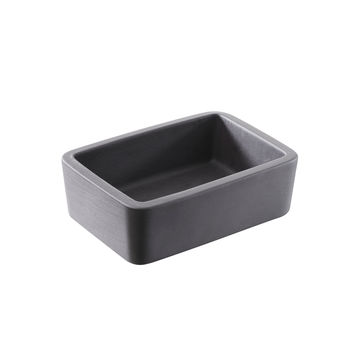 Revol - Solid Reverso - naczynie do serwowania masła - wymiary: 10,5 x 7,5 x 3,5 cm