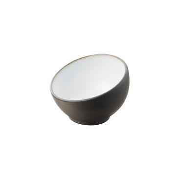 Revol - Solid - miseczka asymetryczna - pojemność: 0,04 l