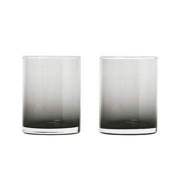 Blomus - Mera - 2 szklanki - pojemność: 0,22 l