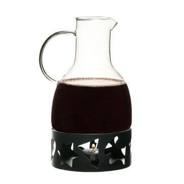 Sagaform - Winter - dzbanek do grzanego wina z podgrzewaczem - pojemność: 1,3 l