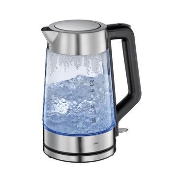 Cilio - Classic Vesuvio - szklany czajnik elektryczny - pojemność: 1,7 l