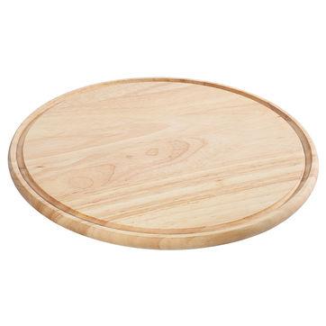 Zassenhaus - Kauczukowiec - deska do serwowania pizzy - średnica: 33 cm