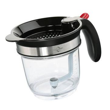 Küchenprofi - Comfort - oddzielacz do tłuszczu - pojemność: 1,0 l