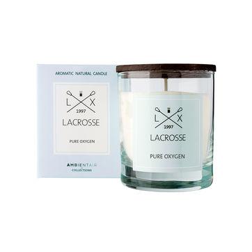 Lacrosse - świeca zapachowa - czysty tlen - czas palenia: do 40 godzin