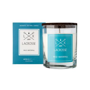 Lacrosse - świeca zapachowa - dziki wodospad - czas palenia: do 40 godzin