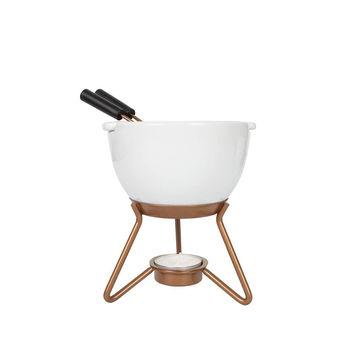 Boska - Petit Marie - zestaw do fondue czekoladowego - pojemność: 0,2 l