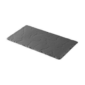 Revol - Basalt - talerz prostokątny - wymiary: 30 x 16 cm