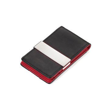 Troika - Red Pepper CardSaver - etui na karty kredytowe - wymiary: 11 x 7 x 1,5 cm