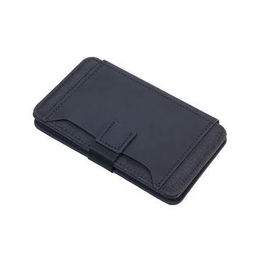 Troika - 2-Strap - etui na karty kredytowe - wymiary: 12,5 x 8 x 2 cm