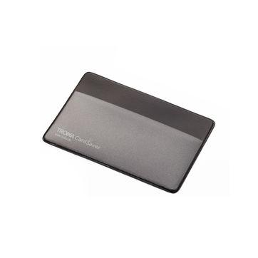Troika - CardSaver - etui na kartę kredytową - z ochroną RFID