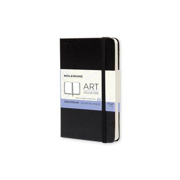 Moleskine - Sketchbook - szkicownik - 80 stron; wymiary: 9 x 14 cm