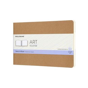 Moleskine - Sktech Album - blok do szkicowania - 88 stron; wymiary: 21 x 13 cm