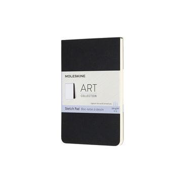 Moleskine - Art Sketch Pad - szkicownik pionowy - 48 stron; wymiary: 9 x 14 cm