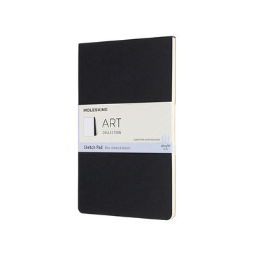 Moleskine - Art Sketch Pad - szkicownik pionowy - 48 stron; wymiary: 13 x 21 cm
