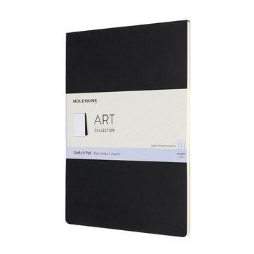 Moleskine - Art Sketch Pad - szkicownik pionowy - 48 stron; wymiary: 21 x 29,7 cm (A4)