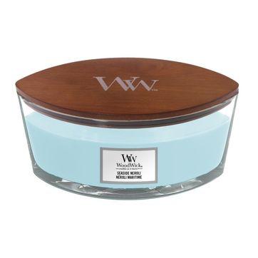 WoodWick - Seaside Neroli - świeca zapachowa - olejek neroli - czas palenia: do 40 godzin