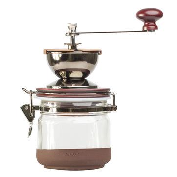 Hario - Canister - młynek do kawy - pojemnośc: 120 g zmielonej kawy