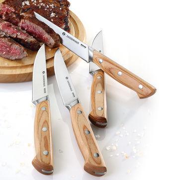 Zassenhaus - 4 noże do steków - długość ostrzy: 13 cm