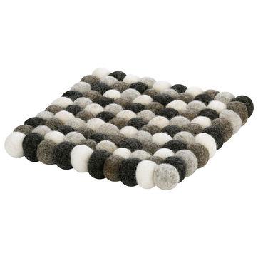 Cilio - Lana - podkładki pod gorące naczynia - wymiary: 21 x 21 cm