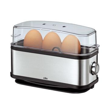 Cilio - Classic - urządzenie do gotowania jajek - na 3 jajka