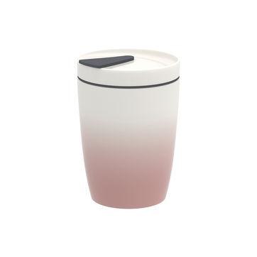 Villeroy & Boch - Coffee To Go - kubek podróżny - pojemność: 0,29 l