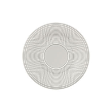 Villeroy & Boch - Color Loop Stone - spodek do filiżanki do kawy - średnica: 15,5 cm