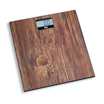 ADE - Holly - elektroniczna waga łazienkowa - wymiary: 30 x 30 cm