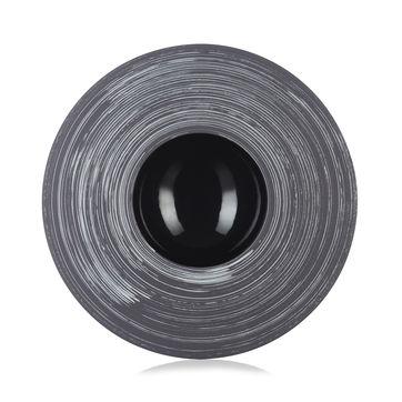 Revol - Silver Crescendo - talerz głęboki - średnica: 30 cm