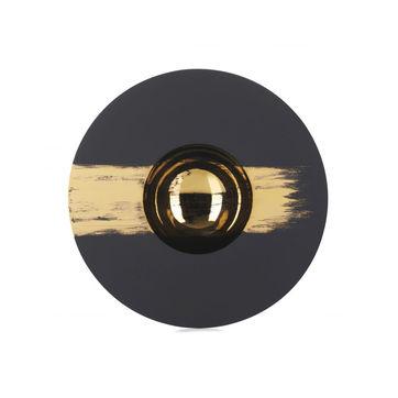 Revol - Real Gold Tempo 2 - talerz głęboki - średnica: 21,5 cm