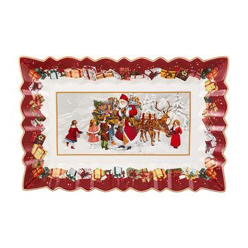 Villeroy & Boch - Toy's Fantasy - talerz na ciasto - wymiary: 35,5 x 23 cm