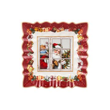 Villeroy & Boch - Toy's Fantasy - kwadratowa miska - wymiary: 23,5 x 23,5 cm