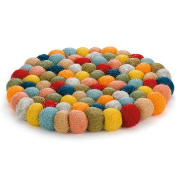Cilio - Lana Colore - podkładka pod gorące naczynia - średnica: 21 cm