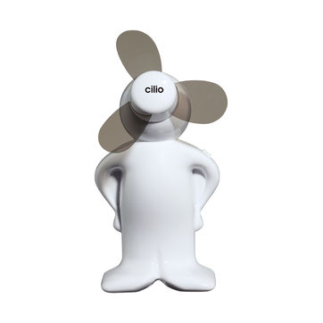 Cilio - Vento Boy - wentylator - wysokość: 11 cm