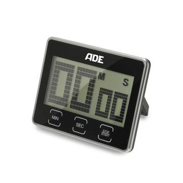 ADE - minutnik cyfrowy - wymiary: 9 x 7 x 2 cm