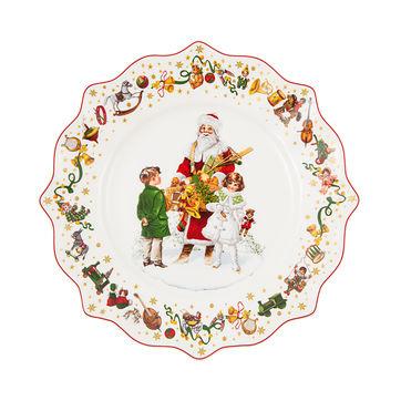 Villeroy & Boch - Annual Christmas Edition 2021 - talerz sałatkowy - średnica: 23,5 cm