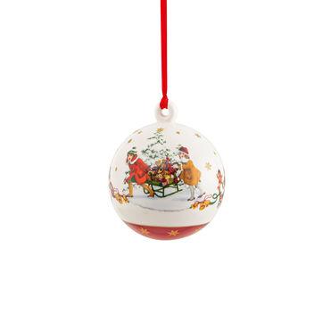 Villeroy & Boch - Annual Christmas Edition 2021 - bombka - średnica: 6,5 cm