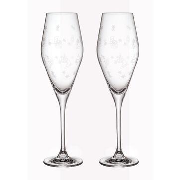 Villeroy & Boch - Toy's Delight Glass - 2 kieliszki do szampana - pojemność: 0,26 l