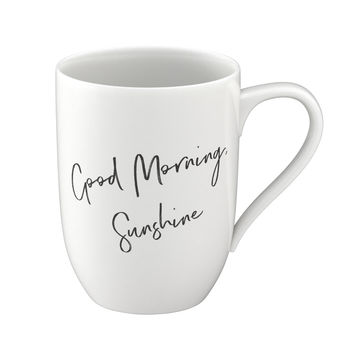 Villeroy & Boch - Good Morning Sunshine - kubek - pojemność: 0,34 l